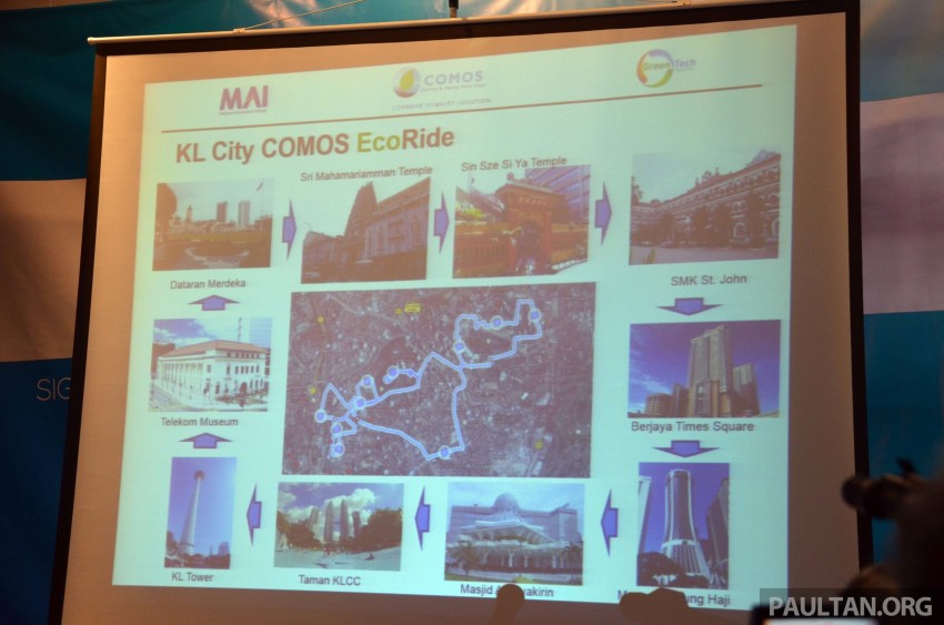 COMOS introduces EV car-sharing programme to the public, official launch to take place next month Image #274307