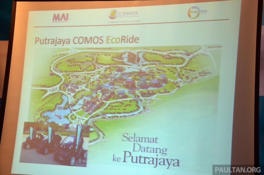 COMOS introduces EV car-sharing programme to the public, official launch to take place next month Image #274308