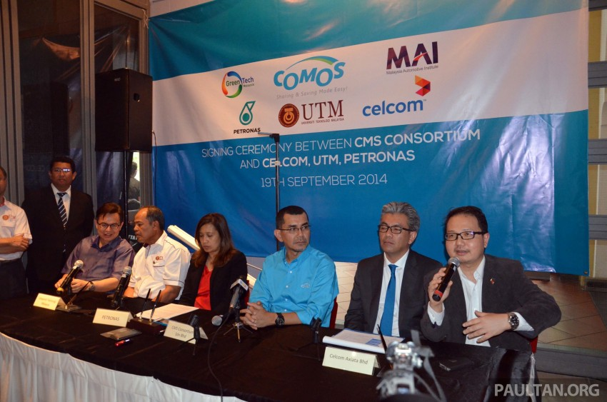 COMOS introduces EV car-sharing programme to the public, official launch to take place next month Image #274313