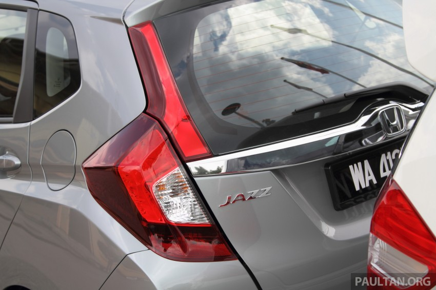 GALLERY: Old and new Honda Jazz, side by side Image #268642