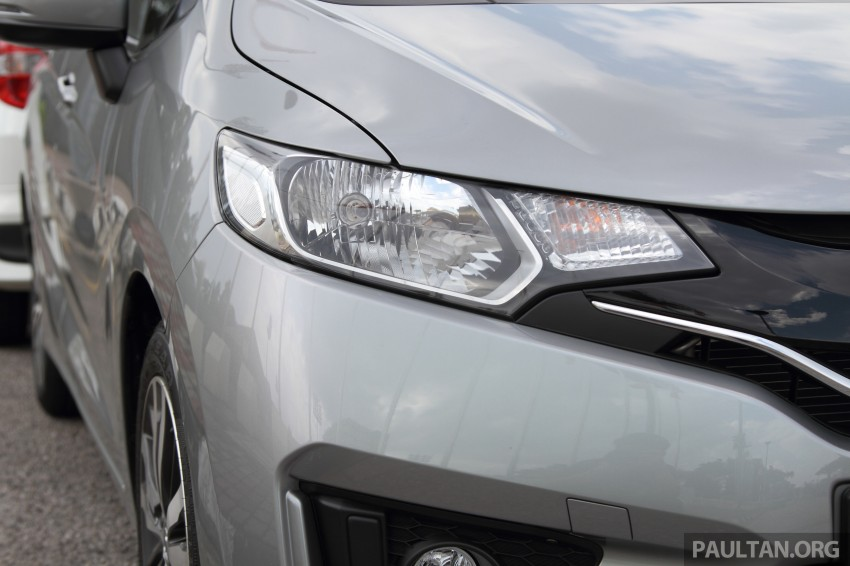 GALLERY: Old and new Honda Jazz, side by side Image #268643