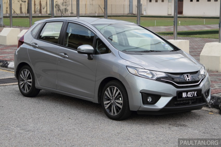 GALLERY: Old and new Honda Jazz, side by side Image #268646