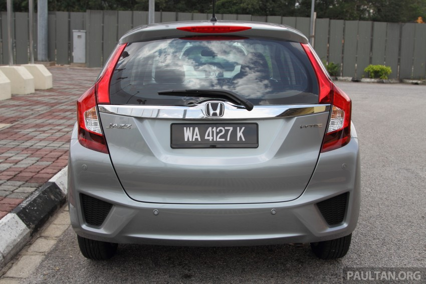 GALLERY: Old and new Honda Jazz, side by side Image #268648