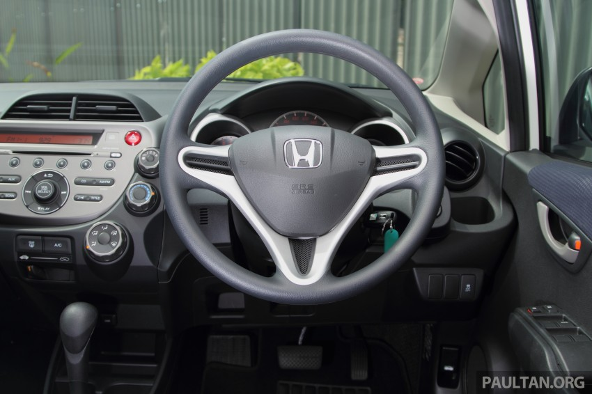 GALLERY: Old and new Honda Jazz, side by side Image #268651