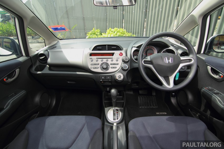 GALLERY: Old and new Honda Jazz, side by side Image #268652