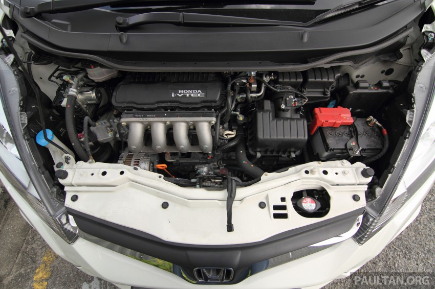 GALLERY: Old and new Honda Jazz, side by side Image #268655