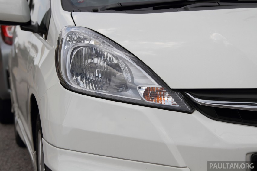 GALLERY: Old and new Honda Jazz, side by side Image #268657