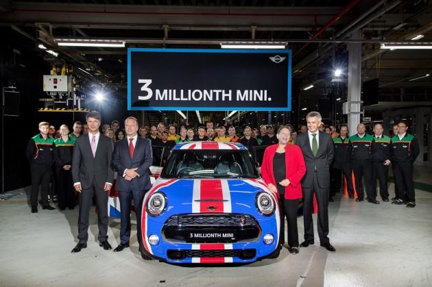 mini 3 million