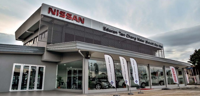 Nissan opens 18th 3S centre in Tawau, Sabah Image #274040