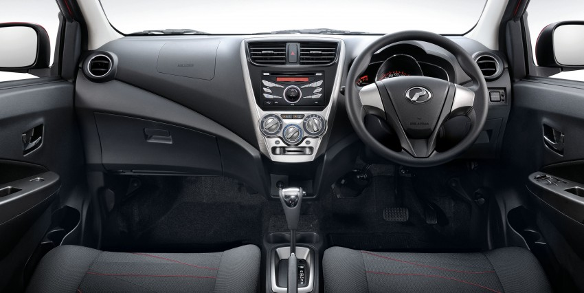 Perodua Axia launched – final prices lower than estimated, from RM24,600 to RM42,530 on-the-road Image #272046