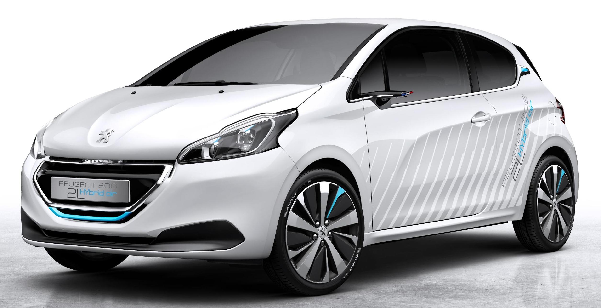 Compressed Air Car >> PSA Peugeot Citroen needs partners for Hybrid Air tech