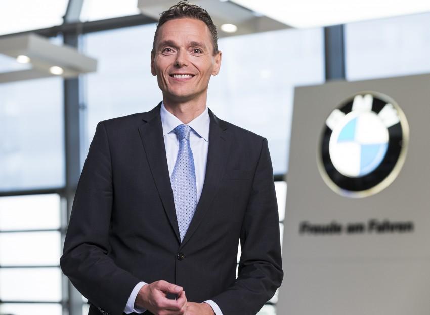 BMW veteran Roland Krueger joins Infiniti as president Image #270528