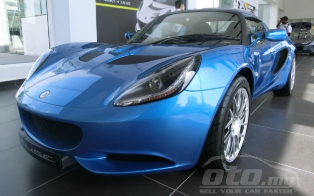 Lotus Malaysia Prices Revised Elise S Now Rm280k