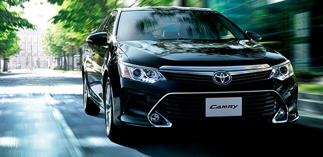 Toyota Camry Hybrid facelift unveiled in Japan Image #271487