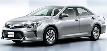 Toyota Camry Hybrid facelift unveiled in Japan Image #271495
