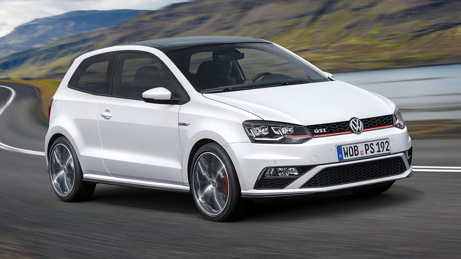 volkswagen polo gti facelift gets upgraded to 1 8 tsi. Black Bedroom Furniture Sets. Home Design Ideas