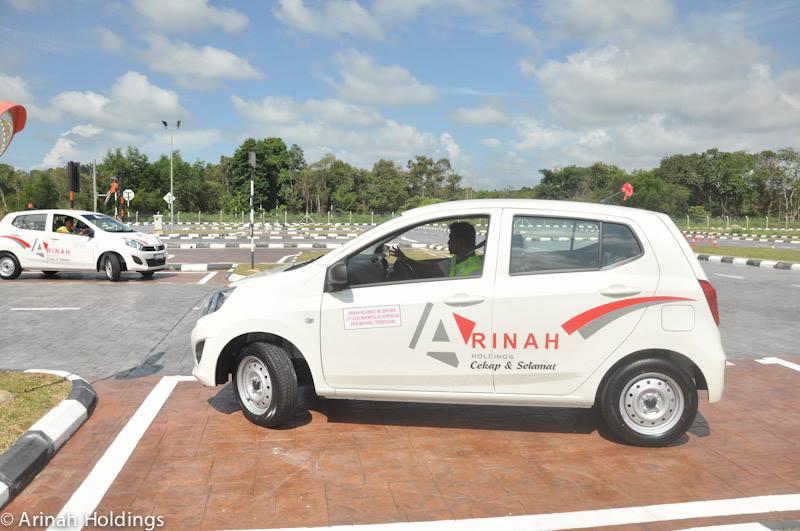Perodua Axia E – deliveries to driving schools begin Image #281789