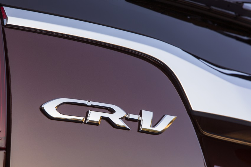 2015 Honda CR-V facelift – 2.4 i-VTEC with CVT for the US, and 1.6 i-DTEC with nine-speed auto for Europe Image #276669