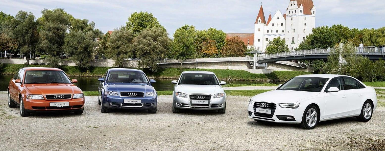Twenty Years Of Audi A4 Next Gen B9 Due Next Year Paul