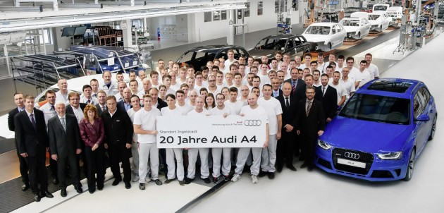 20-years-audi-a4