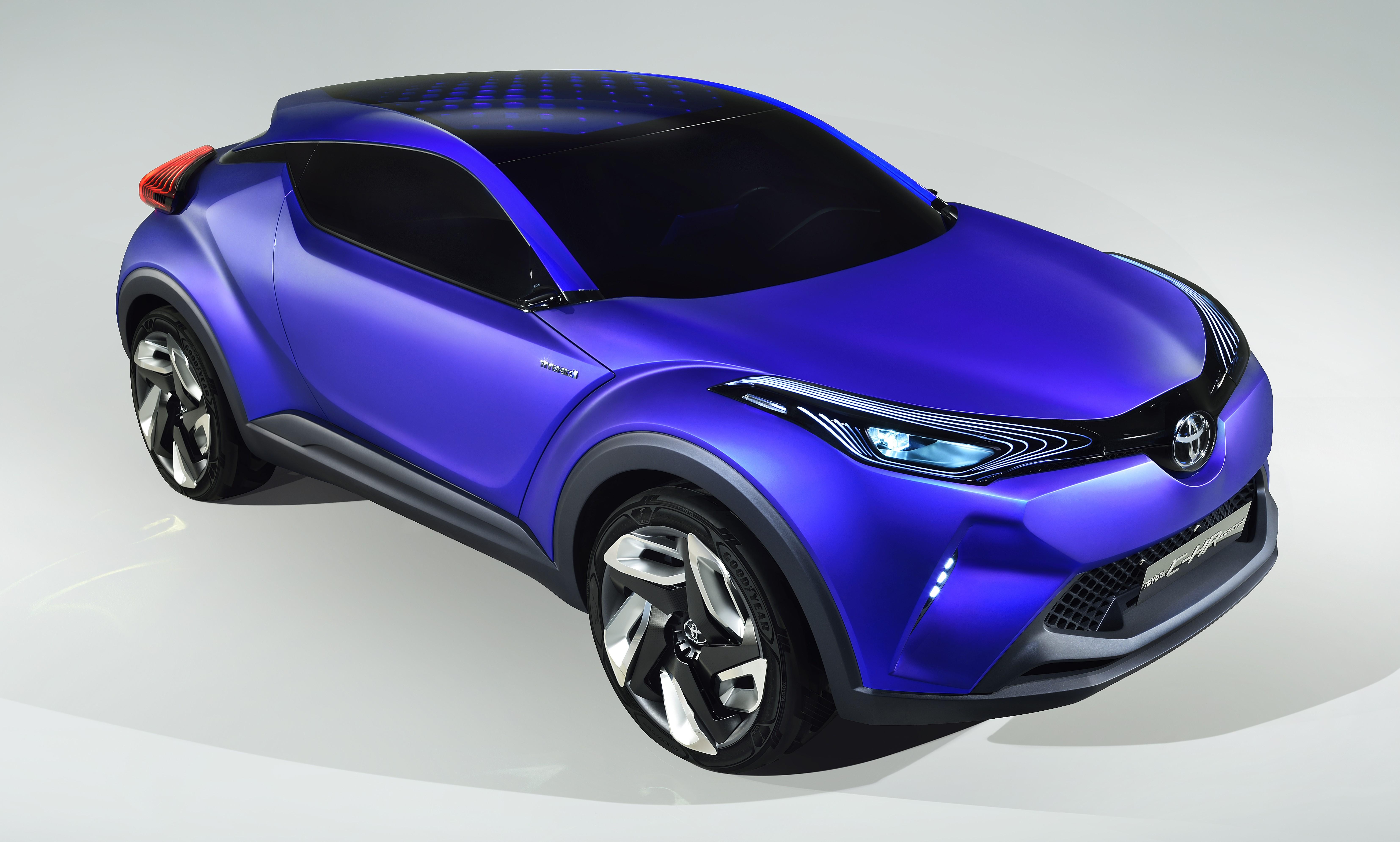 Prius And Prius C >> Toyota C-HR Concept: spirit of the RAV4, Prius and 86 Paul Tan - Image 277358