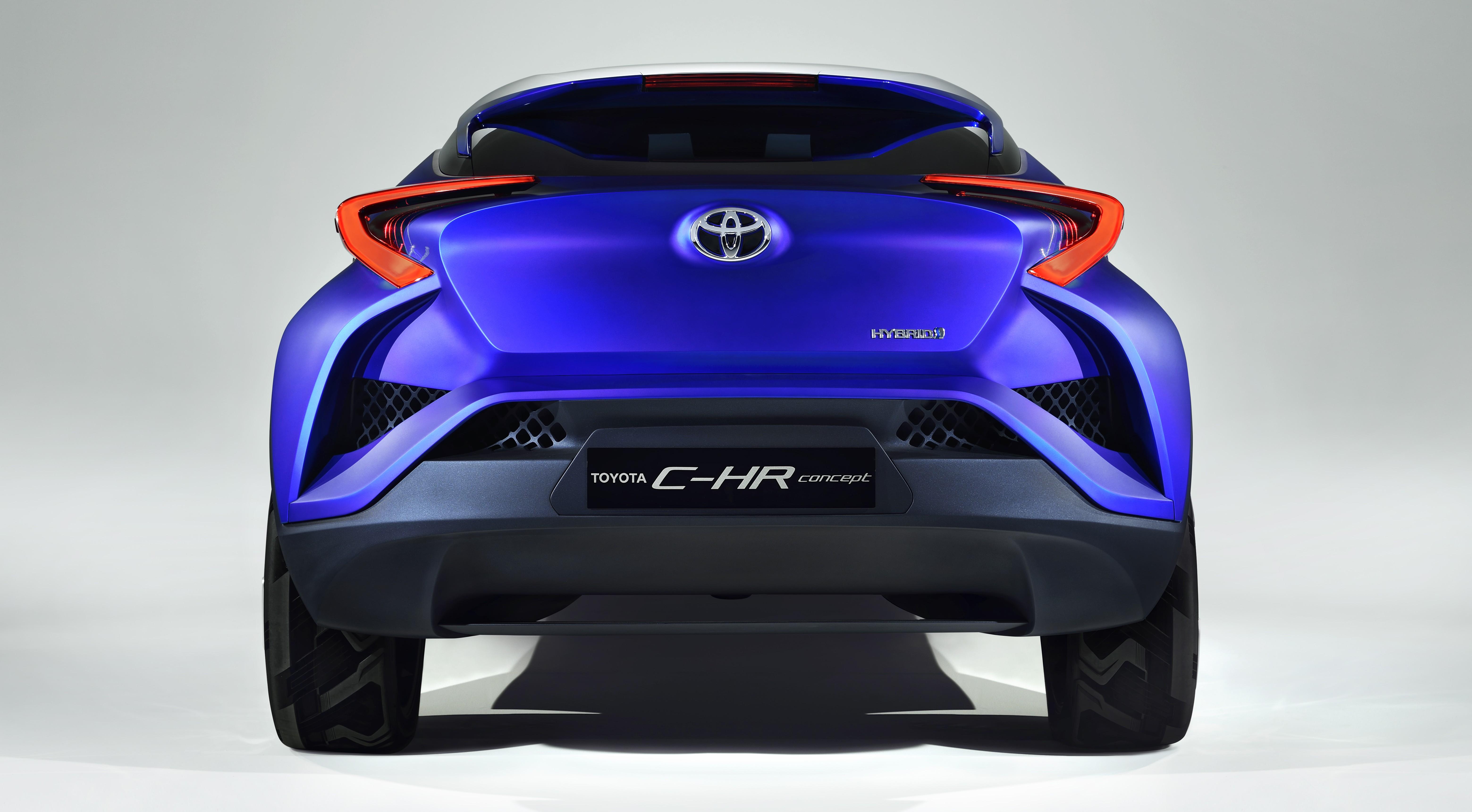 Prius And Prius C >> Toyota C-HR Concept: spirit of the RAV4, Prius and 86 Paul Tan - Image 277364