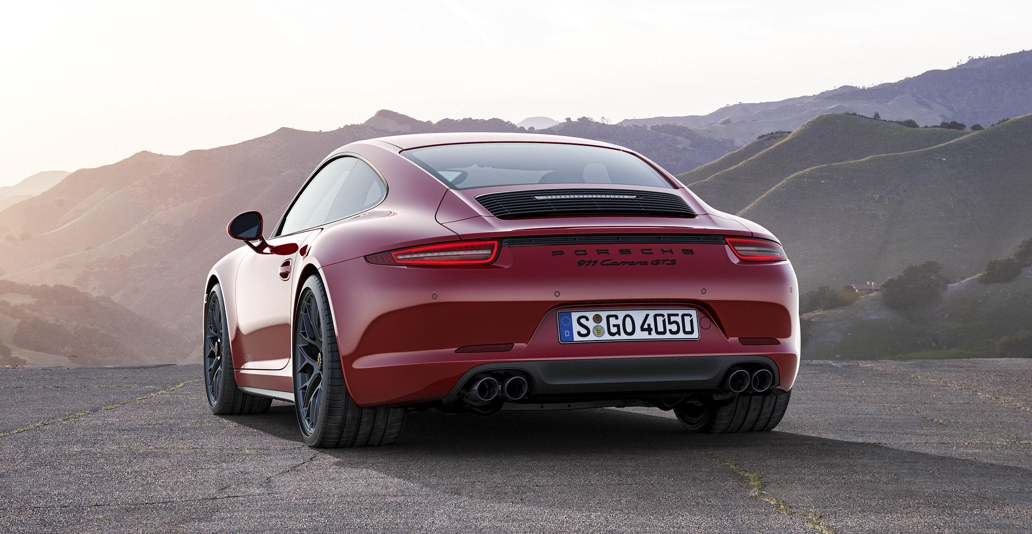 Porsche Carrera S >> 2015 Porsche 911 GTS to slot between the S and GT3 Paul ...