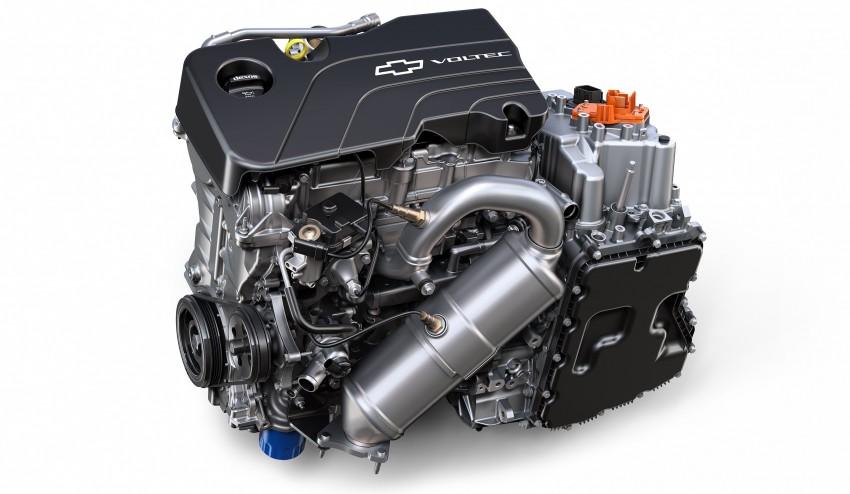 Next generation Chevrolet Volt gets 1.5 litre range extender, set to debut at NAIAS 2015 Image #283756