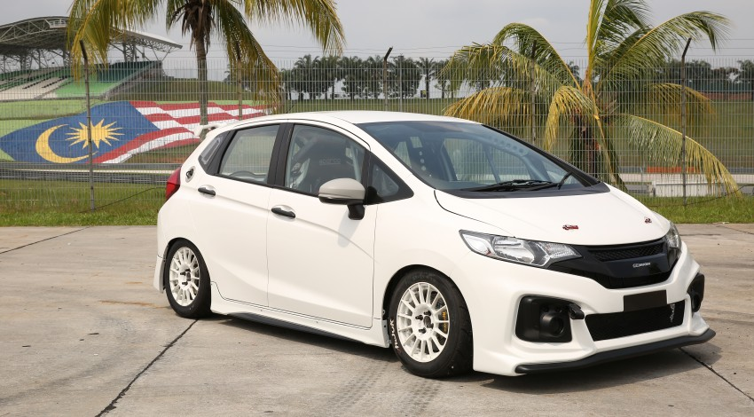 2014 Honda Jazz and City to race in Sepang 1,000 km Image #284302