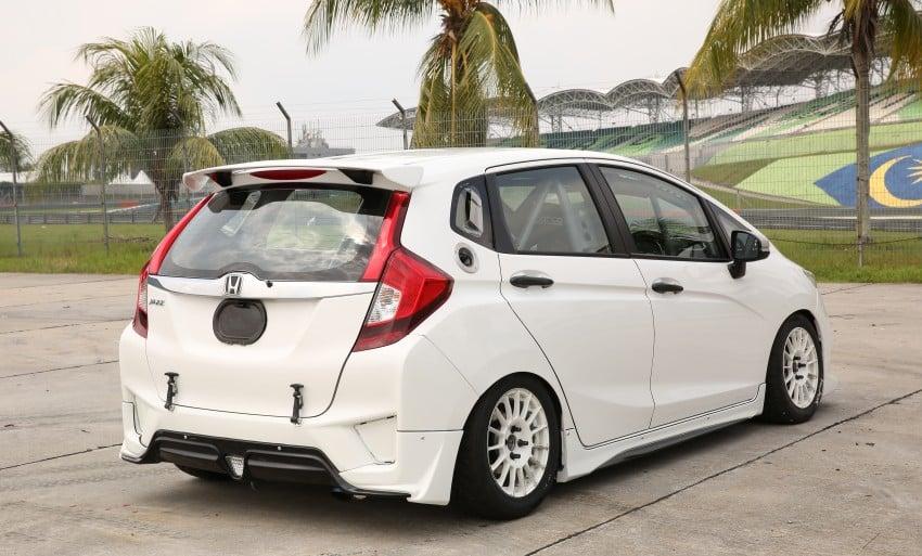 2014 Honda Jazz and City to race in Sepang 1,000 km Image #284303