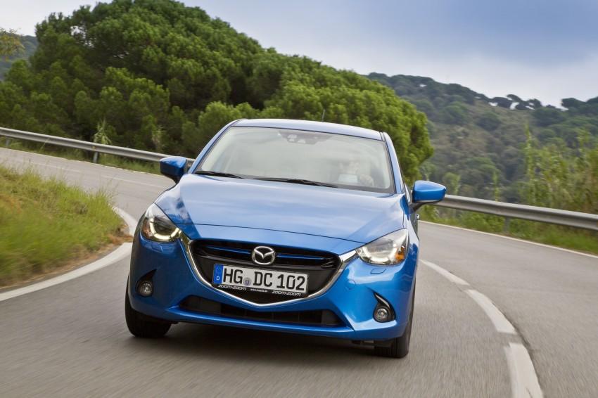 2015 Mazda 2 – European-market supermini detailed Image #285676