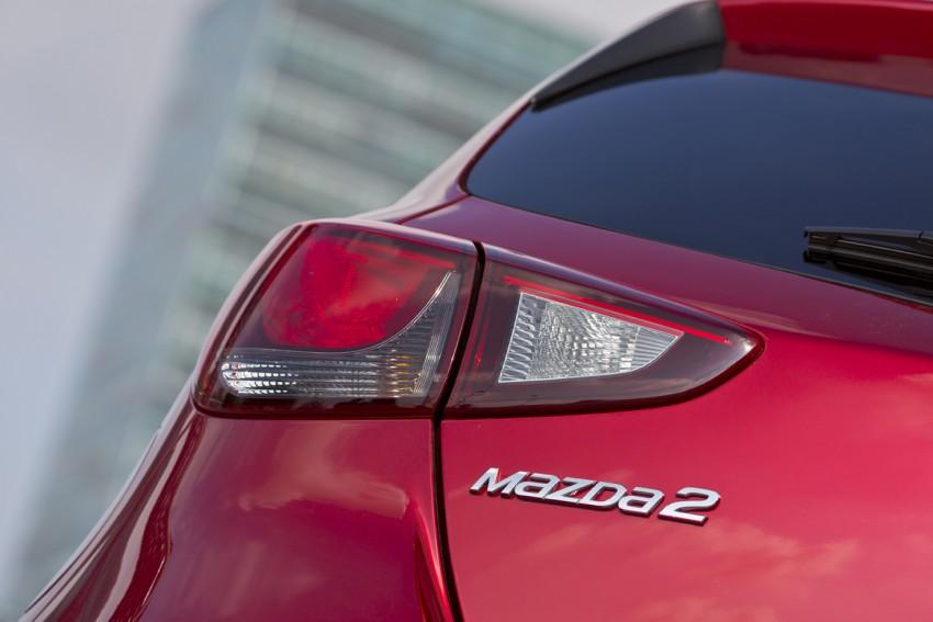 2015 Mazda 2 – European-market supermini detailed Image #285567