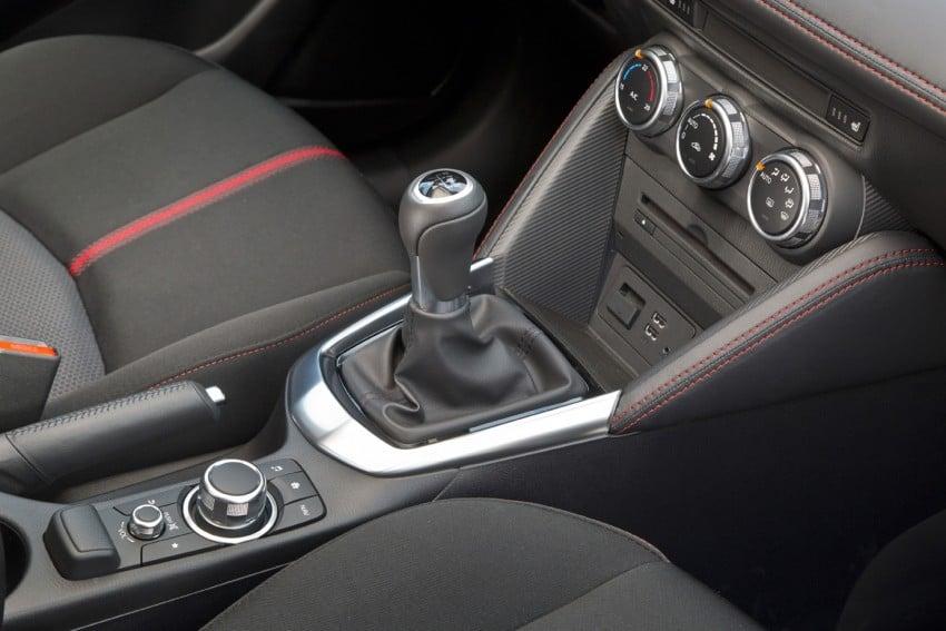 2015 Mazda 2 – European-market supermini detailed Image #285554
