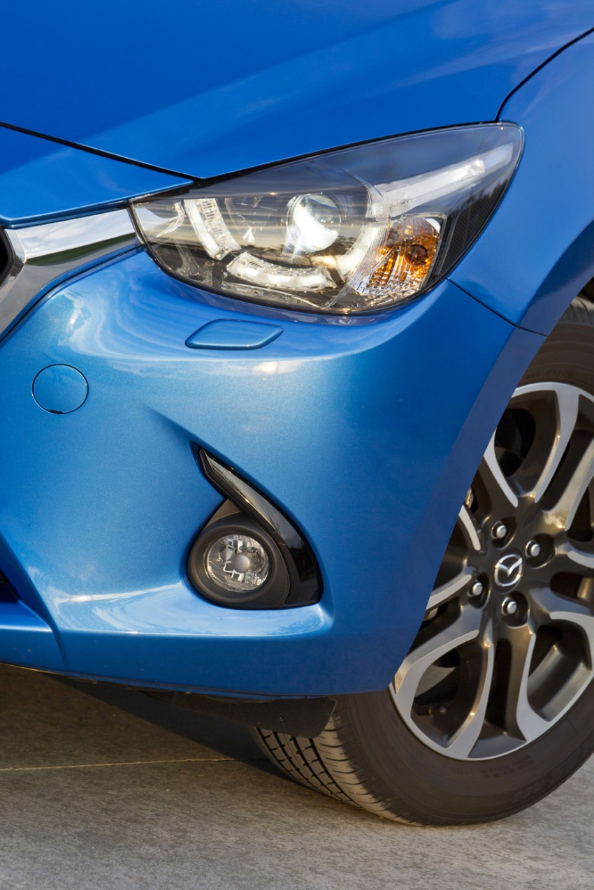 2015 Mazda 2 – European-market supermini detailed Image #285576