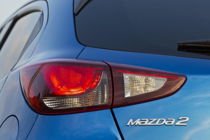 2015 Mazda 2 – European-market supermini detailed Image #285575