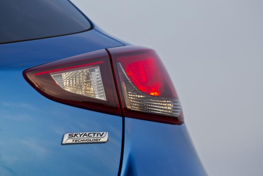 2015 Mazda 2 – European-market supermini detailed Image #285573