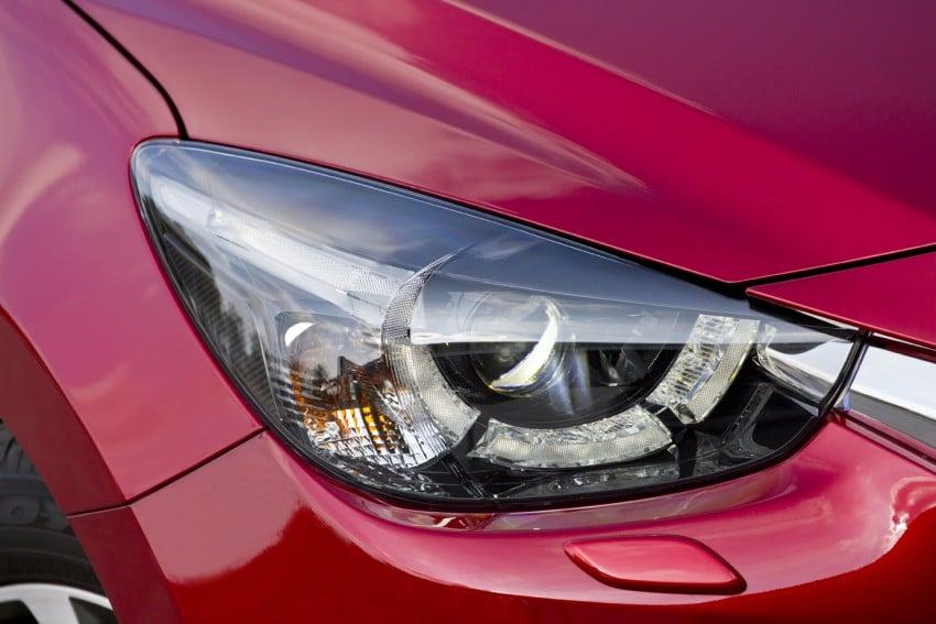 2015 Mazda 2 – European-market supermini detailed Image #285569
