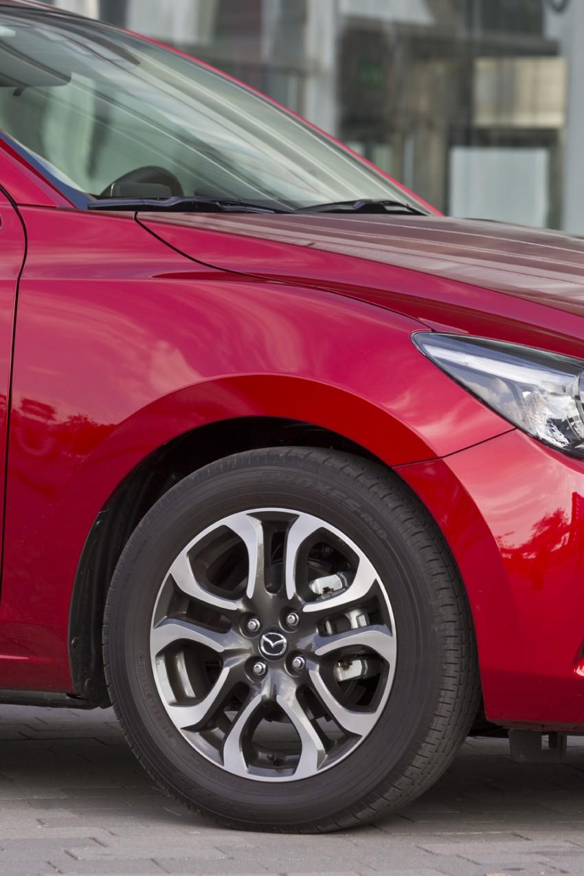 2015 Mazda 2 – European-market supermini detailed Image #285571