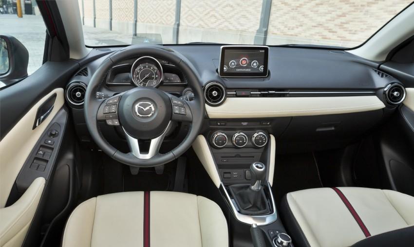 2015 Mazda 2 – European-market supermini detailed Image #285547