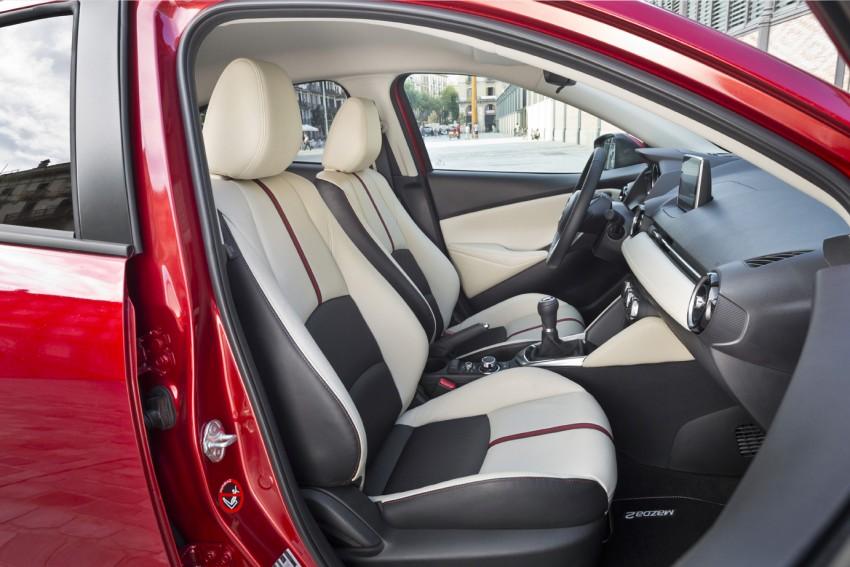 2015 Mazda 2 – European-market supermini detailed Image #285543