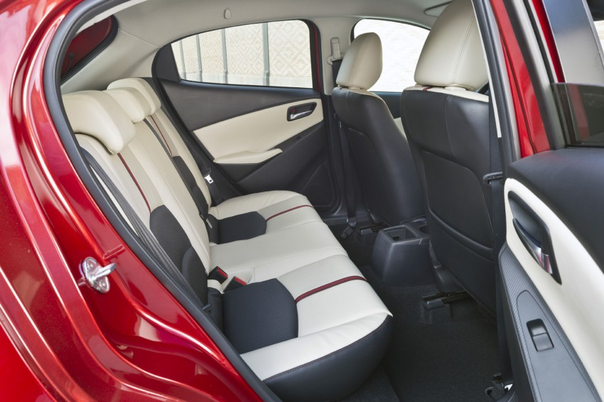 2015 Mazda 2 – European-market supermini detailed Image #285544