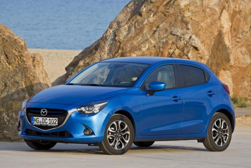 2015 Mazda 2 – European-market supermini detailed Image #285626