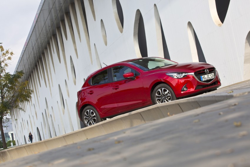2015 Mazda 2 – European-market supermini detailed Image #285610