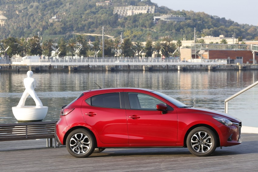 2015 Mazda 2 – European-market supermini detailed Image #285574