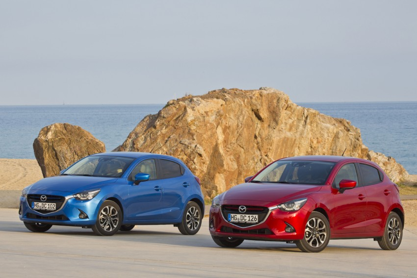 2015 Mazda 2 – European-market supermini detailed Image #285585