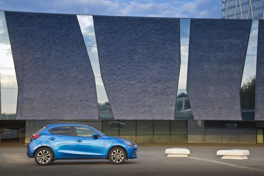 2015 Mazda 2 – European-market supermini detailed Image #285637