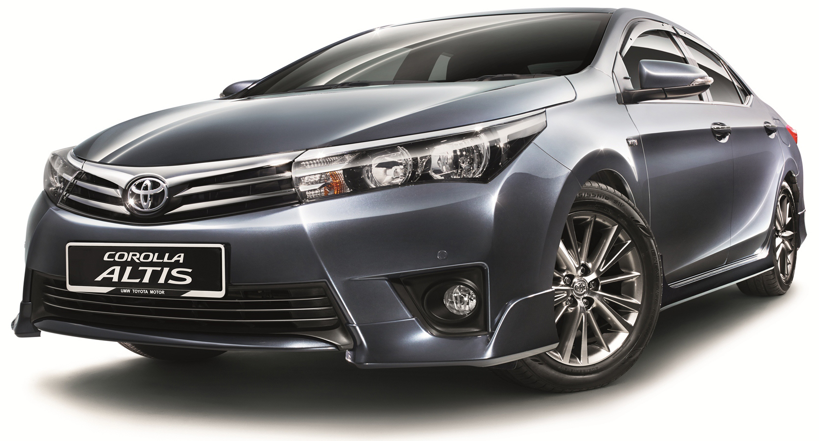 Toyota Corolla Altis 1 8g Replaces 2 0g In Lineup Image