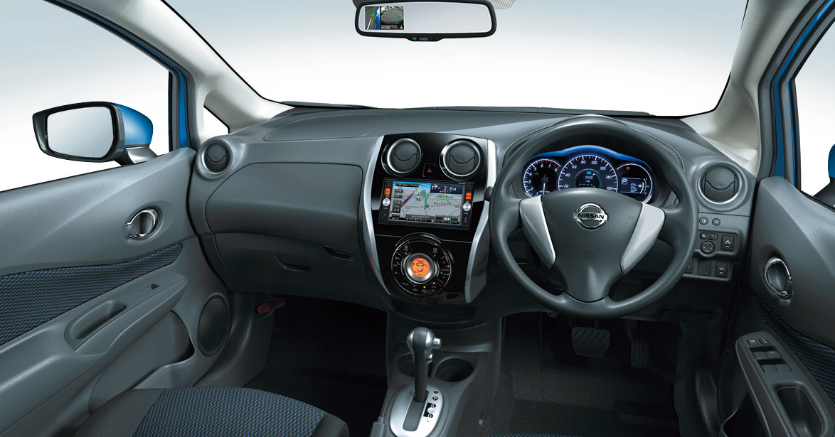 nissan note nismo full jdm specifications revealed paul. Black Bedroom Furniture Sets. Home Design Ideas
