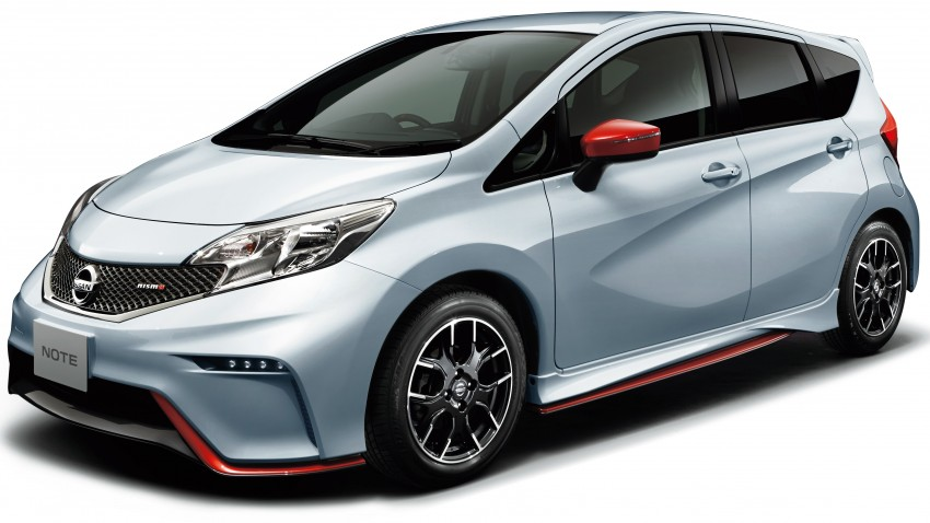 Nissan Note Nismo – full JDM specifications revealed Image #280305
