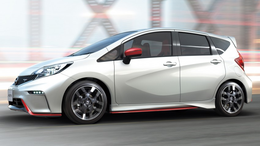 Nissan Note Nismo – full JDM specifications revealed Image #280306